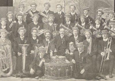 1912 Latrobe Band