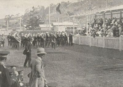 1914 Bishoff Band winner of the Quickstep