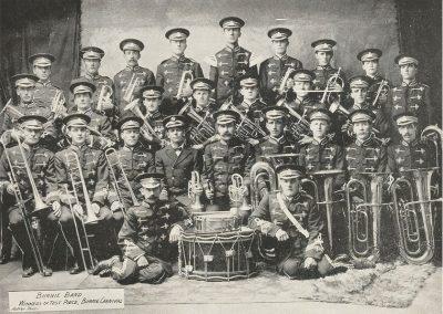 1914 Burnie Band
