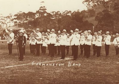 1921 The Gormanston Band