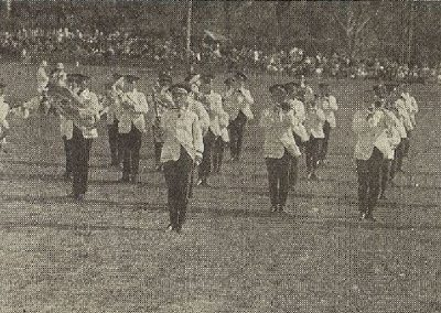 1922 Burnie Marine Board Band