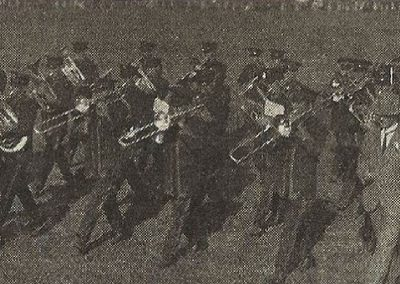 1922 I.X.L. Band (Hobart), second in both contests