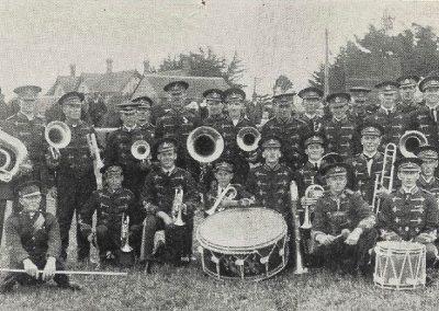 1923 Burnie Municipl Band third