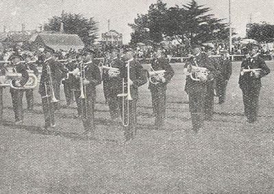 1927 Brunswick Band (Vic), 1st price for A Class Bands