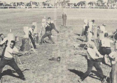 Burnie Ath Chop 1928