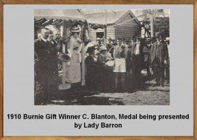 Burnie Gift 1910