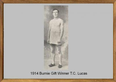 Burnie Gift 1914
