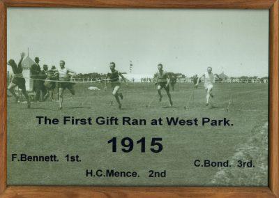Burnie Gift 1915