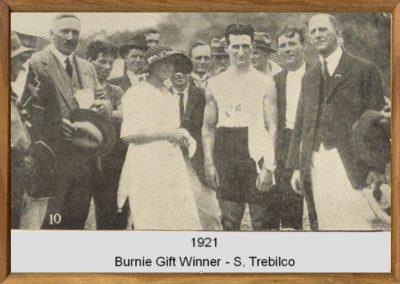 Burnie Gift 1921 S Trbilco