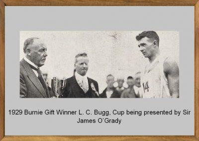 Burnie Gift 1929