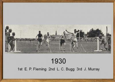 Burnie Gift 1930
