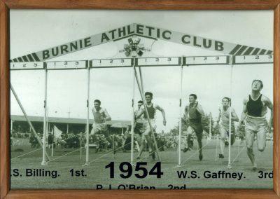 Burnie Gift 1954
