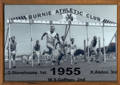 Burnie Gift 1955