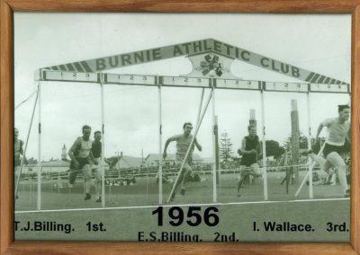 Burnie Gift 1956