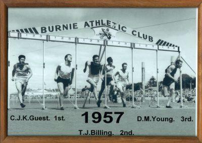 Burnie Gift 1957