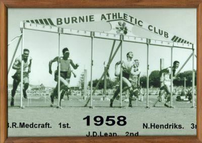 Burnie Gift 1958
