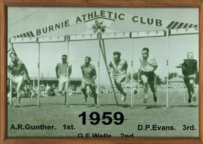Burnie Gift 1959