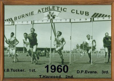 Burnie Gift 1960
