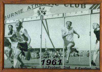 Burnie Gift 1961