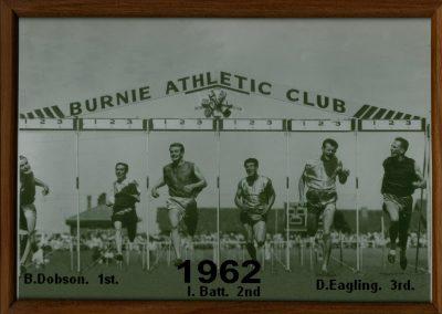 Burnie Gift 1962
