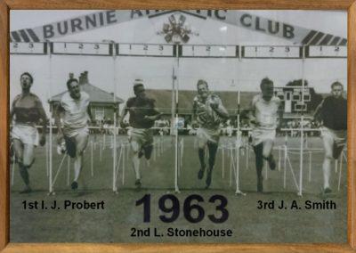 Burnie Gift 1963