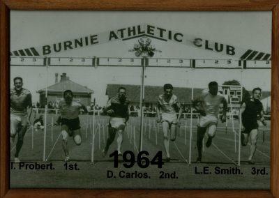 Burnie Gift 1964