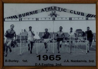 Burnie Gift 1965