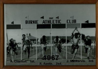 Burnie Gift 1967