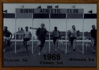 Burnie Gift 1968