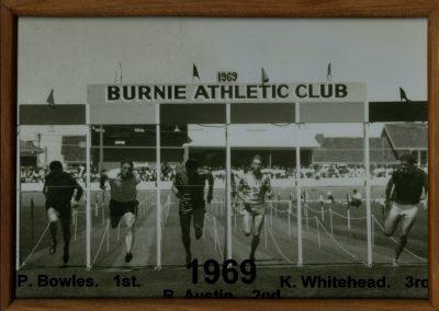 Burnie Gift 1969