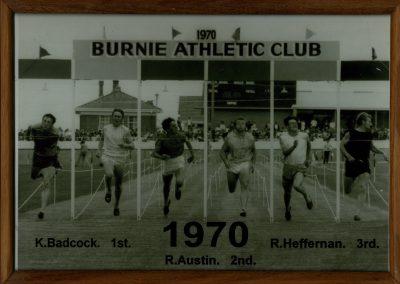 Burnie Gift 1970