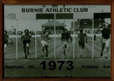 Burnie Gift 1973