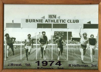 Burnie Gift 1974
