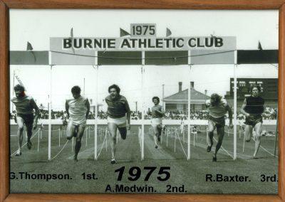 Burnie Gift 1975