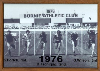 Burnie Gift 1976