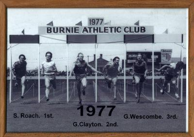 Burnie Gift 1977