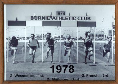 Burnie Gift 1978