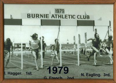 Burnie Gift 1979