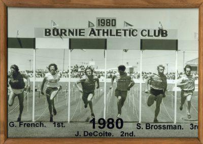 Burnie Gift 1980