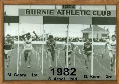 Burnie Gift 1982