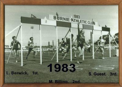 Burnie Gift 1983