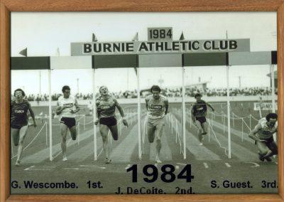 Burnie Gift 1984
