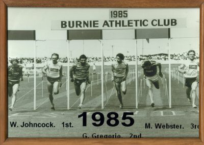 Burnie Gift 1985