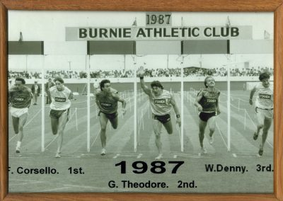 Burnie Gift 1987