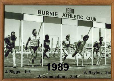 Burnie Gift 1989