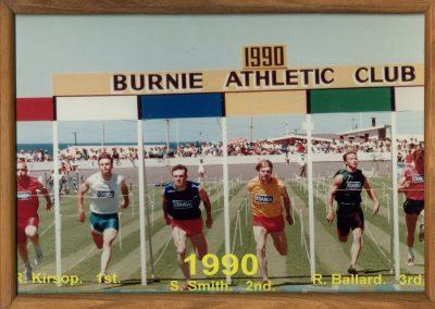 Burnie Gift 1990