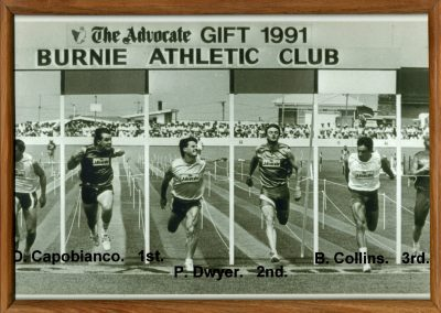 Burnie Gift 1991