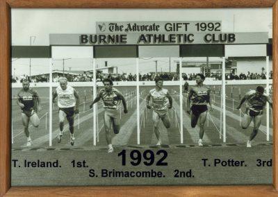 Burnie Gift 1992