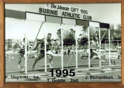 Burnie Gift 1995