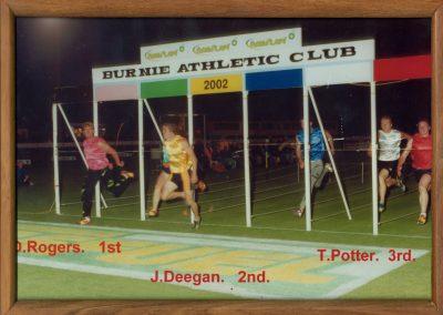 Burnie Gift 2002